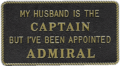 FUN PLAQUE (#22-FP020) - Click Here to See Product Details
