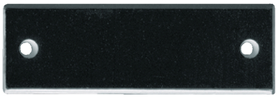 MOLDED PLASTIC IDENTI-PLATES (#22-IP097) - Click Here to See Product Details