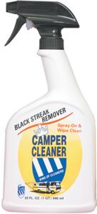 BIO-KLEEN PRODUCTS INC. QT CAMPER CLEANER 12/CS (10032)