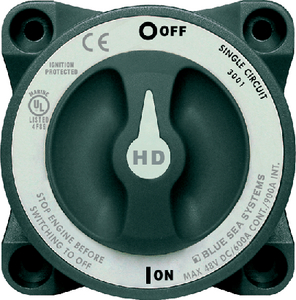 HD SERIES BATTERY SWITCH (#661-3001) - Click Here to See Product Details