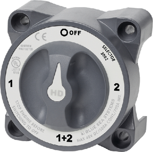 HD SERIES BATTERY SWITCH (#661-3002) - Click Here to See Product Details