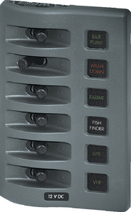 WEATHERDECK<sup>TM</sup> WATER RESISTANT FUSE PANEL (#661-4306) - Click Here to See Product Details