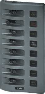WEATHERDECK<sup>TM</sup> WATER RESISTANT FUSE PANEL (#661-4308) - Click Here to See Product Details