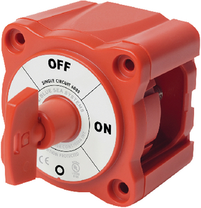 M SERIES MINI BATTERY SWITCHES (#661-6005) - Click Here to See Product Details