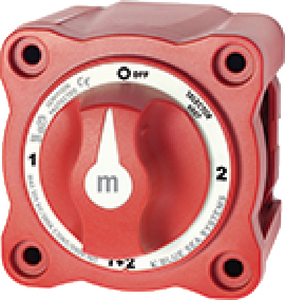 M SERIES MINI BATTERY SWITCH (#661-6007) - Click Here to See Product Details