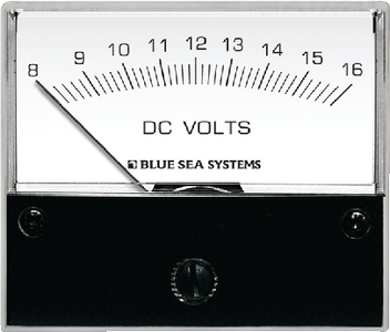 DC ANALOG METERS (#661-8003) - Click Here to See Product Details