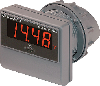 DC DIGITAL METERS (#661-8235) - Click Here to See Product Details