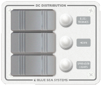WATER RESISTANT DC CIRCUIT BREAKER PANELS (#661-8274) - Click Here to See Product Details