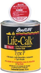 2-PART LIFE-CALK<sup>®</sup> SEALANT (#76-1048) - Click Here to See Product Details