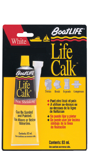 LIQUID LIFE-CALK<sup>®</sup> SEALANT (#76-1052) - Click Here to See Product Details