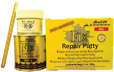 FIX REPAIR PUTTY (#76-1196) - Click Here to See Product Details