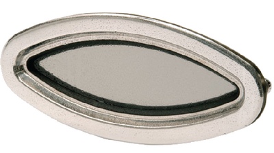 FLAGSHIP SERIES STAINLESS STEEL ELLIPTICAL PORTLIGHT (#49-S5166SS) - Click Here to See Product Details