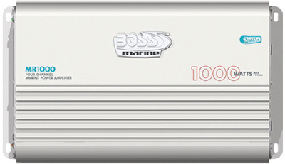 1000 WATT/4 CHANNEL MARINE AMPLIFIER (#153-MR1000) - Click Here to See Product Details