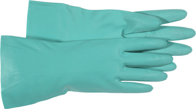NITRILE GAUNTLET CUFF WASH GLOVES (#280-118) - Click Here to See Product Details