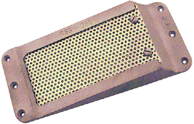 RECTANGULAR SCOOP STRAINER (#379-2349SP) - Click Here to See Product Details