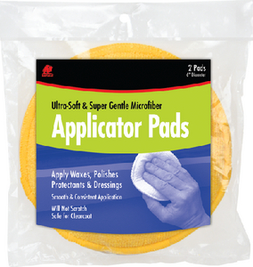 MICROFIBER APPLICATOR PAD (#199-65025) - Click Here to See Product Details