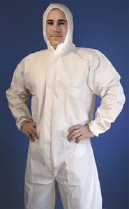 SMS DISPOSABLE COVERALLS (#199-68525) - Click Here to See Product Details