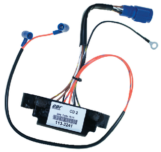 CDI ELECTRONICS POWER PACK 2 CYL BRP#586697 (113-3241)
