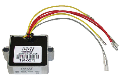 MERCURY VOLTAGE REGULATOR (#667-1945279) - Click Here to See Product Details