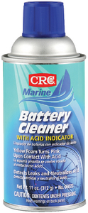 BATTERY CLEANER WITH ACID INDICATOR - Click Here to See Product Details