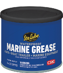 STA-LUBE MUTI-PURPOSE MARINE GREASE (#77-SL3121) - Click Here to See Product Details