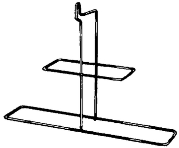 HORSESHOE BUOY RACK (#58-921) - Click Here to See Product Details