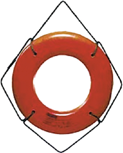 HARD SHELL RING BUOY (#58-HS30O) - Click Here to See Product Details