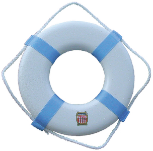 PLASTIC RING BUOY  (#58-P20) - Click Here to See Product Details