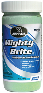 ARMADA MIGHTY BRITE<sup>®</sup> MILDEW STAIN REMOVER  (#917-40904) - Click Here to See Product Details