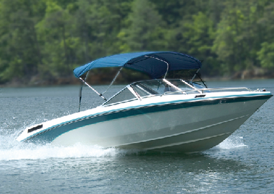 CARVER COVERS BIMINI CANVAS AND BOOT ONLY (406A10)