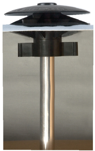 BOAT COVER SUPPORT POLE WITH VENT (#500-60002) - Click Here to See Product Details