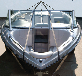 BOAT COVER SUPPORT SYSTEM  (#500-60008) - Click Here to See Product Details