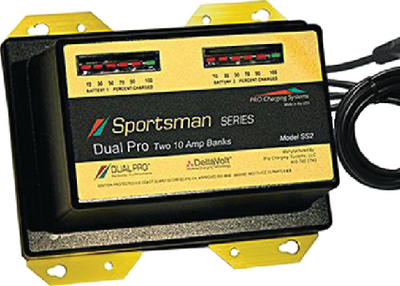 SPORTSMAN SERIES BATTERY CHARGER  (#652-SS2) - Click Here to See Product Details