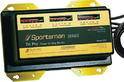 SPORTSMAN SERIES BATTERY CHARGER  (#652-SS3) - Click Here to See Product Details