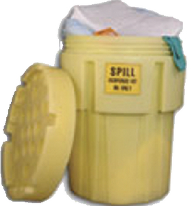 MARINE DOCK SPILL KIT (#288-OILM7065) - Click Here to See Product Details