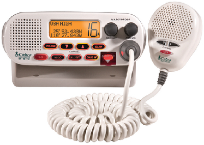 VHF RADIO W/CLASS-D DSC (#143-MRF45D) - Click Here to See Product Details