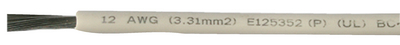 COBRA WIRE &CABLE 14GA WHT TINNED WIRE 100FT (A1014T05100FT)