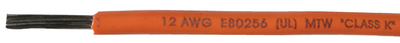 COBRA WIRE &CABLE 16GA ORG TINNED WIRE 100FT (A1016T15100FT)