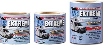 CO-FAIR CORP. QUICK ROOF EXTREME WHITE 4INX6 (UBE406)