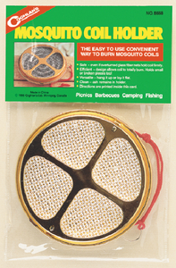 COGHLANS MOSQUITO COIL HOLDER (8688)