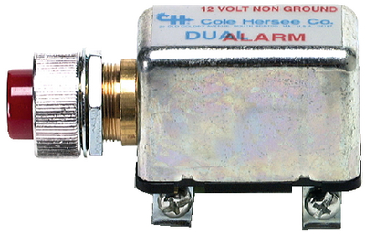 DUAL ALARM (#12-4112RC) - Click Here to See Product Details