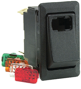WEATHER RESISTANT DEPENDENT & INDEPENDENT <BR>ROCKER SWITCH KIT (#12-58328100BP) - Click Here to See Product Details