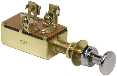 PUSH-PULL SWITCH (#12-M532BP) - Click Here to See Product Details