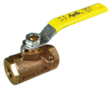 APOLLO SHUT-OFF FULL FLOW BALL VALVE (#37-7710210) - Click Here to See Product Details