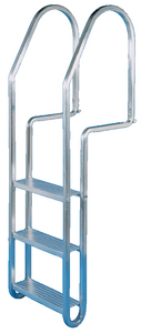 QUICK RELEASE ALUMINUM LADDER (#686-2004F) - Click Here to See Product Details