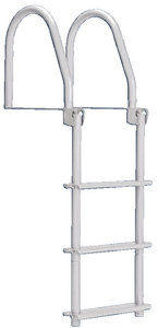 FLIP-UP DOCK LADDER (#686-2114F) - Click Here to See Product Details
