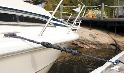 MOORING SNUBBER (#686-90306F) - Click Here to See Product Details