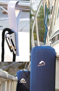 KWIK ADJUST FENDER LINE ADJUSTER (#686-91536F) - Click Here to See Product Details