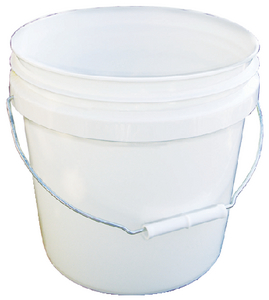 INDUSTRIAL PAIL WITH HANDLE (#320-20256) - Click Here to See Product Details