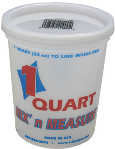 ENCORE MIX N MEASURE TALL 1 QT (41032)